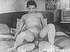 Retro 1950-h godov - Podsmotreno