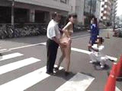 Japonskaja milashka v obwestvennyh mestah (Chast' 2)