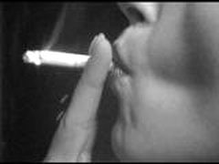 Шарон любит покурить во время секса