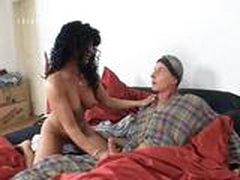 Nemeckaja mamasha mnogoe umeet v sekse
