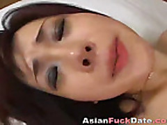Анальный секс с худенькой азиаткой