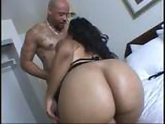 Bol'shaja chernaja zadnica (Big Black Ass) 3 - Kjendi Krim (Kandi Kream)