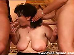Итальянская реальная мамочка