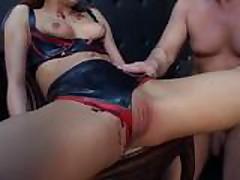 Немецкое латекс порно