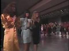 Джули Кларк (Julie Clarke) - 1991 Конкурс купальников
