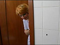 Zrelaja Kristina iz Rossii