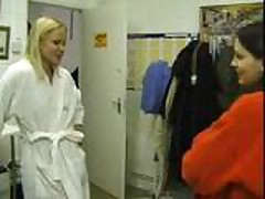 Лесбиянки Джо (Jo) и Ева Энджел (Eve Angel)