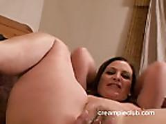 Беллу Мур (Bella Moore) выебана со спермой
