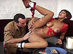 Pervaja seks scena s arabskoj devushkoj Jasmin