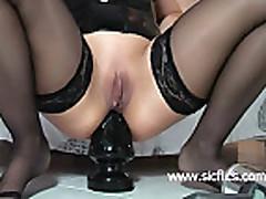 Jekstremal'nyj fisting i anal'nyj seks