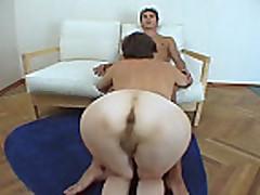Секс не без; брюнеткой