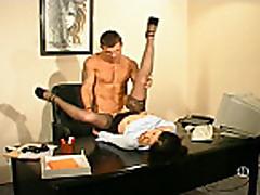 Evro porno so spermoj na lice i anal'nyj seks