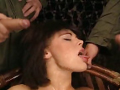 Компиляция винтажного порно с порнозвездами