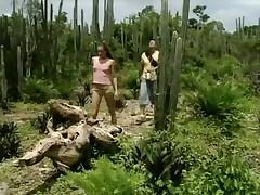 Уже не дева в не девственном лесу