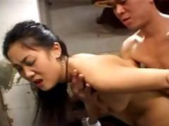 Neopytnaja kitajka s volosatoj pizdoj Vol 1