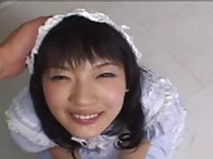 Готическая азиатка куколки Минаки