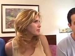 Муж с женой - свингеры