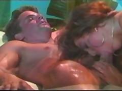 Порнозвезда Ракель Дарриан (Racquel Darrian), сцена из фильма Наблюдение (Stakeout), 1991
