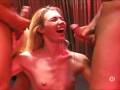 Zhivoe seks shou v Amsterdame