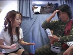 Любительская азиатская групповуха