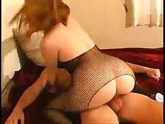 Проститутка с большой задницей получила что хотела