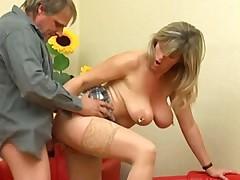 Немецкая мамочка