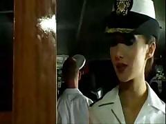 Трах на корабле