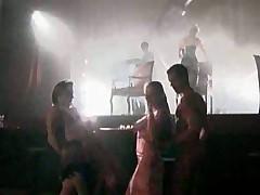 На рок-концерте