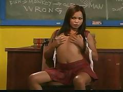 Сабрина Мауи - школьная минетчица