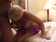 Свингер пара в отеле