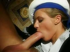Сексуальная морячка Майя Голд