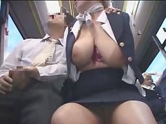 Прно в автобусе реальное фото 413-809