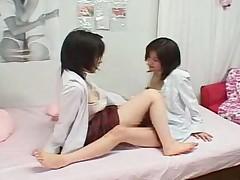 Японские лесбияночки