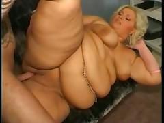 Реально жирная сука