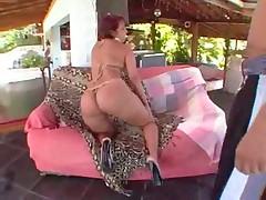 Сладкая бразильская жопа