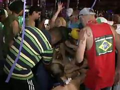Бразильский секс карнавал