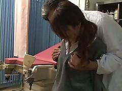 Отсосала на примему у гинеколога