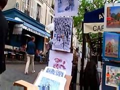 Лэнни Барби приехала в Париж