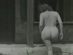 Берта на ферме