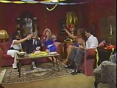 Винтажная оргия с Кэнди Эванс