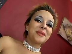 Катюха залетела но продолжает балдеть о секса