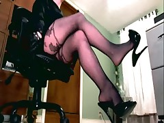Секс На Каблуках