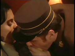 Секс В Поезде