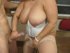 Секс В Чулках